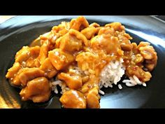 Bourbon Chicken and Sauce - Bourbon Street Chinese Recipe - PoorMansGourmet - YouTube