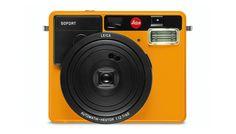 Leica Sofort : Le nouveau look de la photo instantanée.