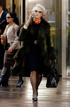"""27 Best and Worst Outfits From """"The Devil Wears Prada"""", Ranked - Cosmopolitan.com"""