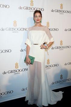Ana Beatriz Barros deGrisogono party Cannes 2013