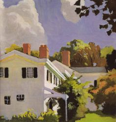 "Fairfield Porter – ""Mystery that is Essential to Reality ..."