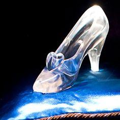 Glass slipper ╰☆╮*