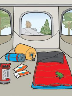 List of Camping Essentials - What You Need to Go Camping at WomansDay.com - Woman's Day