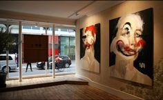 (Madeline's art) Lazarides Shop (gallery), 8 Greek Street