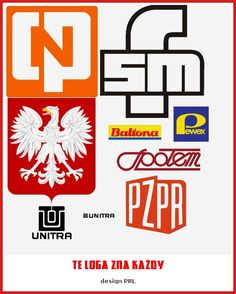 Top polish brands from the past:-)
