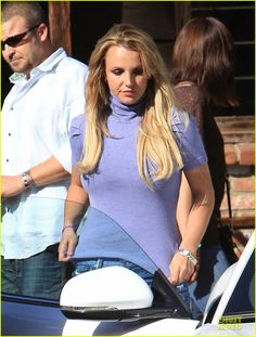Britney Spears & David Lucado: Old Place Cornell Lunch!
