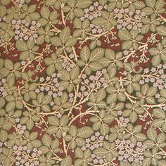 Morris Alternative Fills - Raspberry Bramble. we used this in our entryway