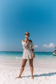 Bamboo_Beach-Off_Shoulders_Outfit-Beige-Turbant-SaboSkirt-Beach_Summer-6