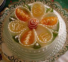 cassata siciliana...the siciliana birthday cake