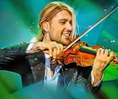 David Garrett – Concert live in Hannover | GloboNews.it