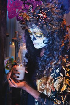 Día de Los Muertos Gypsy