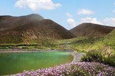 Laguna 3 ubicada en la segunda etapa de La Quebrada Cieneguilla  Terrenos Exclusivos desde 1,000 m2  #laguna3 #luxurycondominium #laquebrada Mechanic Jobs, Menorca, Relax, Land Scape, Natural, River, Mountains, Lima, Outdoor