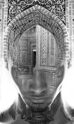 Antonio Mora rolls out a new compilation of surrealist portraits. Photo D Art, Foto Art, Portraits En Double Exposition, Creative Photography, Art Photography, Levitation Photography, Surrealism Photography, Kreative Portraits, Street Art
