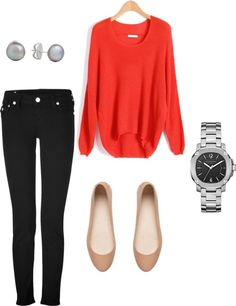 """""""Sporty Look"""" by danielle-marie-floyd on Polyvore"""