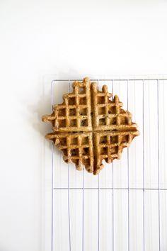 whole wheat cinnamon raisin waffles