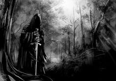 Download hd wallpapers of 308901-evil, Sword, Dark, Nazgûl, Artwork, Fantasy…