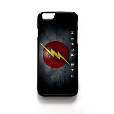 The Flash Logo For Iphone 4/4S Iphone 5/5S/5C Iphone 6/6S/6S Plus/6 Plus Phone case ZG