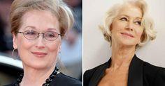 Híres nők elmondják, miért szuper az öregedés