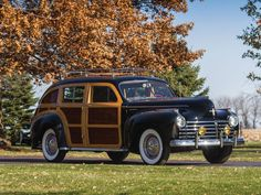 1941 Chrysler...Brought to you by #HouseofInsurance for #CarInsuranceinEugene