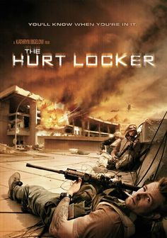 "2009 - Best movie - ""The Hurt Locker"""