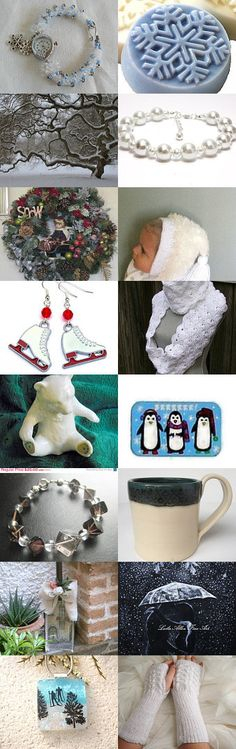 Baby, It's Cold Outside by Suzanne and Tony Hughes on Etsy--Pinned with TreasuryPin.com #januaryfinds