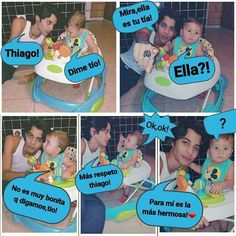 Read 47 Tía from the story CNCO Memes by AngelaNayelITMR (JoerickShipper) with reads. comedia, erickbriancolon, r. First Grade Homework, Memes Cnco, Nespresso, Love Of My Life, My Love, Budgies, Funny Moments, Celebrity Crush, Boy Bands