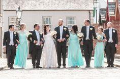 Cultra wedding