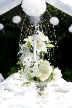 60th Anniversary Centerpiece Ideas Wedding
