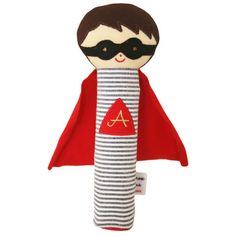 Superhero Squeaker - Alimrose Toys – Two Blossom Lane