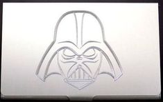 This is a fresh, business card or bank card / ID card case. Darth Vader Design.Sized about  (L*W*H): 9.3 x 5.7 x zero.7cm / 3.66 x 2.24 x zero.28 May also be used to hold enterprise playing cards, credit playing cards, coins and different small issues and makes a brilliant present ...