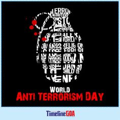 The Day is observed to generate awareness in the country among all sections of people, about the danger of terrorism and violence and its effect on the people, society and the country as a whole. Special Day, Country, World, People, Movie Posters, Rural Area, Film Poster, Country Music, The World