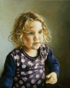Ralf Heynen - Portret in opdracht.