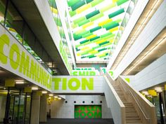 westminster academy / building narrative / architects ahmm / building nominated for the stirling prize 2008 & has won many awards