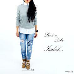 Look-a-like Isabel Marant Wedge