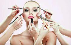 Easy Tips to look beautiful in minutes Basic Makeup, How To Apply Makeup, Applying Makeup, Makeup Basics, Makeup Routine, Normal Makeup, Quick Makeup, Simple Makeup, Best Makeup Tips