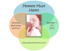 Mommy Must Haves Giveaway Event | Crunchy Beach Mama
