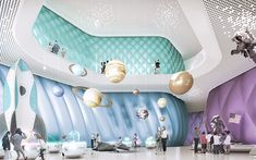 the sweetness children's museum by SPORTS collaborative