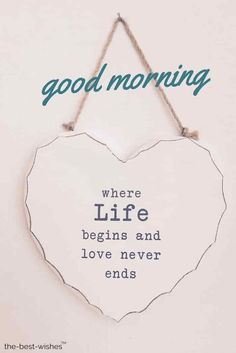 Happy Good Morning Quotes, Good Night Love Quotes, Morning Wishes Quotes, Romantic Good Night, Good Night Friends, Good Morning My Love, Good Morning World, Happy Morning, Good Morning Greetings