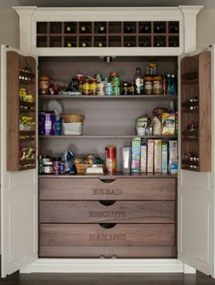Home Depot Kitchen Pantry . Home Depot Kitchen Pantry . First Rate Kitchen Pantry Cabinet Home Depot Canada Kitchen Pantry Furniture, Kitchen Cupboard Organization, Kitchen Pantry Design, Kitchen Pantry Cabinets, Design Your Kitchen, Storage Cabinets, Kitchen Storage, Kitchen Ideas, Kitchen Decor
