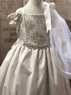 Communion Dresses, Victorian, Fashion, Moda, Fashion Styles, Fashion Illustrations