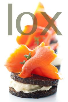 homemade lox.  still have another pack of salmon in my freezer, so maybe i should try this!