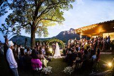 Casamento romântico: realização da cerimônia - Foto Fabio Moro