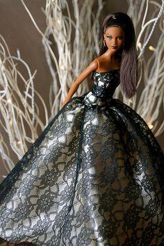 Uhura Barbie, from Star Trek by caracal0407, via Flickr