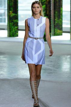 New York Fashion Week SS 2015 Hugo Boss