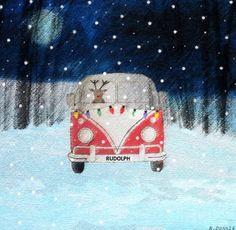 Rudolph goes camping Rachael dunn