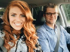 Jeremy And Audrey Roloff, Roloff Family, Little People Big World, Copper Red Hair, Beauty Corner, Dream Hair, Love And Marriage, Role Models, Redheads
