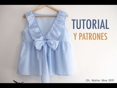 Tremendous Sewing Make Your Own Clothes Ideas. Prodigious Sewing Make Your Own Clothes Ideas. Baby Frock Pattern, Frock Patterns, Baby Dress Patterns, Sewing Baby Clothes, Baby Sewing, Diy Clothes, Toddler Outfits, Kids Outfits, Maternity Sewing Patterns