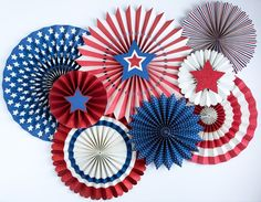 4. Juli Party, 4th Of July Party, Fourth Of July, Party Party, Party Ideas, Independance Day, 4th Of July Decorations, Memorial Day Decorations, Americana Decorations