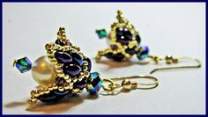 Super Duo Bead Patterns   Beading with Twin, Spike, and Speciality Beads