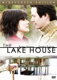 The Lake House - Alex Wyler (Keanu Reeves) moves into a lake house in Kate Forster (Sandra Bullock) does the same in Moving normally through time…except they can communicate via a mailbox that bridges the two-year gap. One of my all time FAV movies! See Movie, Movie List, Movie Tv, Old Movies, Great Movies, Image Film, Cinema Tv, Bon Film, Movies Worth Watching